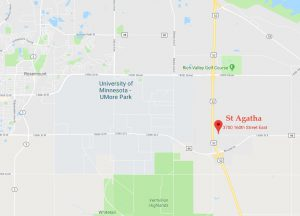 Contact Us – The Church of St  Agatha